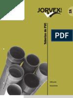 Catalogo Tubos PVC-JORVEX