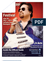 Mississippi Valley Blues Fest Guide