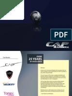 CAP Barbell Catalog