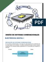 Unidad III. diseño de sistemas combinacionales