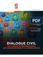 La Vie Associative | n°18 | Dialogue Civil