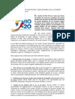 ¿QUE ES RIO+20, COMO PARTICIPAR y QUE SE ESPERA?