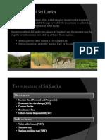 Tax System SriLanka
