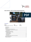 ARTI Biodigester Construction Manual AIDG 2009