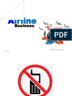 2 Airlines Business Ppt