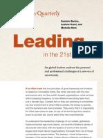 Leading in 21st Century