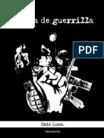POESÍA DE GUERRILLA DE ERIC LUNA