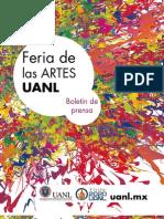 Feria de las Artes UANL