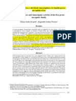 +++Aspectos biológicos e atividade tumorigênica da família proto-oncogene ras