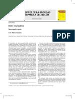 Dolor NEuropatico - SED