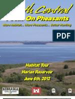 Pheasant Habitat Tour - Nebraska