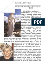 A-Pe. Livio Entrevista Mirjana Di Medjugorje