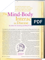 Mind Body Interaction