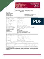 Livewire Circulation Audit & Readership Survey 2011