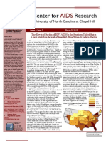 March 2012 CFAR Newsletter - AIDS in the South