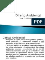 06. Instrumentos de gestão ambiental - PNMA