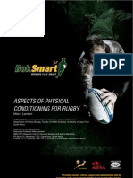 BokSmart - Aspects of Physical Conditioning for Rugby