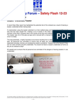 Msf Safety Flash 12.23