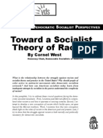 Toward a Socialist Theory of Racism