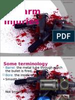 22 - Firearm Injuries Part1
