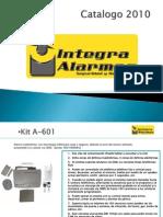 Catalogo 2010 Integra