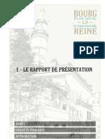 1- Rapport de présentation #bl #plu