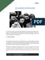 69. TECNNE. BEATLES, A 50 AÑOS DE LA REVOLUCION