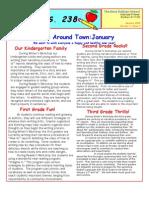 ESL-Newsletter January 2009