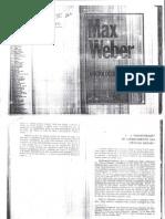 A objetividade do conhecimento nas Ciências SOciais- Max Weber