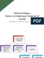 Historia Antigua - Historia de Roma