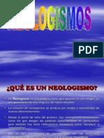 Neologismos