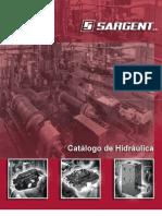 Catálogo Oleohidráulica Sargent
