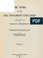 Em Swedenborg THE WORD EXPLAINED Volume V EXODUS Chapters XXIII XXXVI Numbers 4559 5872 ANC Bryn Athyn PA 1941