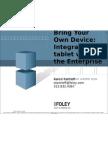 TabTimes Tablet Strategy- Aaron Tantleff- Foley & Lardner Presentation