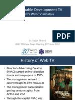 SPDI WebTV Presentation 2