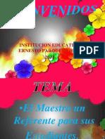 Convivencia Maestros 2012 I.E. ERNESTO PARODI MEDINA. FONSECA, LA GUAJIRA