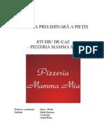 Proiect Mamma Mia