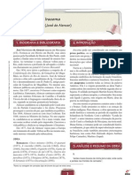 Análise dos capítulos de Iracema - José de Alencar