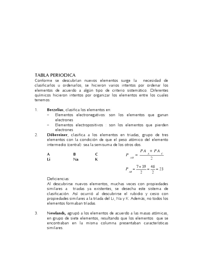 Quimica general tabla periodica 00 urtaz Gallery