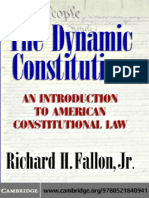 0521840945.Cambridge.university.press.the.Dynamic.constitution.an.Introduction.to.American.constitutional.law.Sep.2004