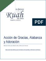 Manual Citas biblicas Asamblea de Oración