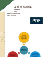 Historia de la energía