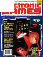 Electronic Games 0101