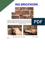 Pointing Brickwork