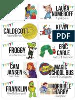 Book Labels Pg 2