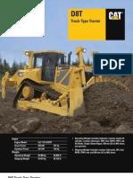 Manual de Operac. y Mantto Tractor D8T - CAT