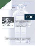 Automatizacion y Mecatronica en Educacion