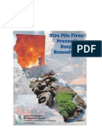GEN-067-Tire Pile Fires-Prevention, Response, Remediation