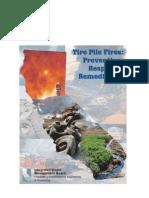 GEN-067-Tire Pile Fires-Prevention, Response, Remediation