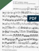 Concierto Para Viola en Re Stamitz
